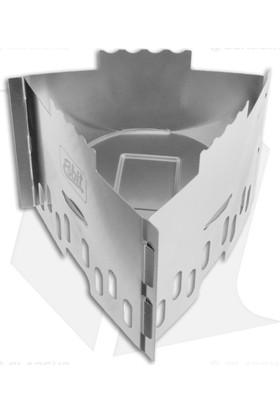 ESBIT - Stainless Steel Solid Fuel Stove Çelik Rüzgarlık