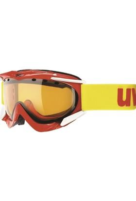 UVEX - Apache ChiliRed dl/laserGoldlite Kayak Gözlüğü