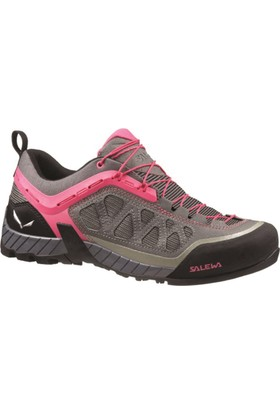 SALEWA - Ws Firetail 3 Ayakkabı Gri/Pembe