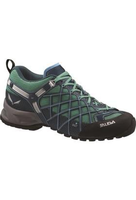 SALEWA - Ws Wildfire S Gtx Ayakkabı Yeşil