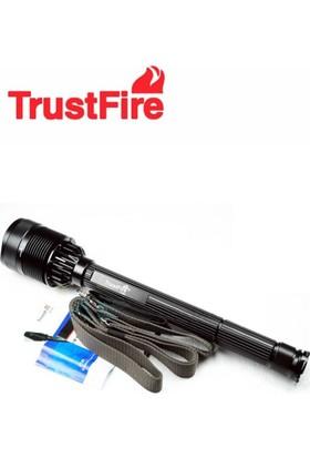 TRUSTFIRE - TR-X100 8000 Lümen Taktik El Feneri