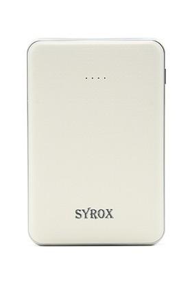Syrox 6000 mAh Taşınabilir Şarj Cihazı