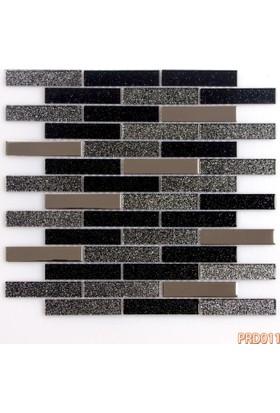 Prado Fileli Kristal Cam Mozaik Metal Kaplama 011