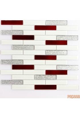 Prado Fileli Kristal Cam Mozaik PRD008