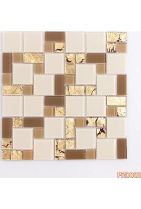 Prado Fileli Kristal Cam Mozaik PRD003