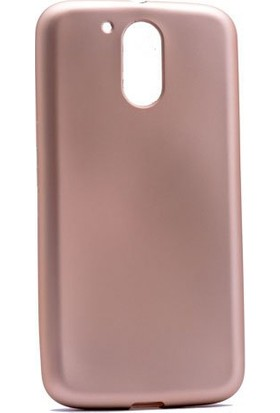 Zore Motorola Moto G4 Kılıf Zore Premier Silikon