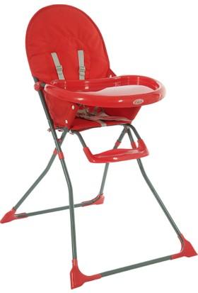 Kids Touch Pratik Mama Sandalyesi - Kırmızı