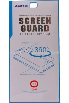 Mustek Samsung S7 Edge Full Body Ön+Arka Ve Yanlar Dahil Özel Japon Silikon Jelatin