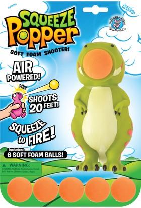 Squeeze Popper Dino Popper Top Fırlatma Oyuncağı