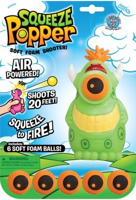 Squeeze Popper Eye Popper Top Fırlatma Oyuncağı