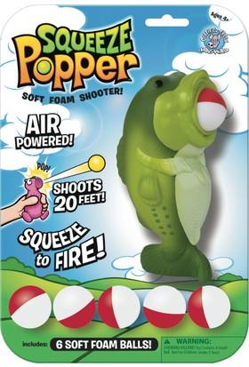 Squeeze Popper Bass Popper Top Fırlatma Oyuncağı