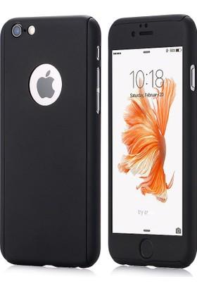Mse Apple iPhone 6/6S 360 Kaplama Kaydırmaz Yüzey Kılıf