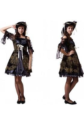 Partistok Bayan Korsan Kostümü