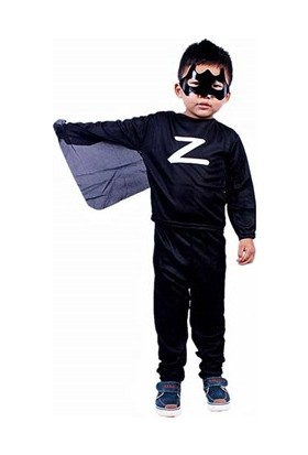 Partistok Zorro Kostüm M Beden