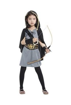 Partistok Batman Kız Çocuk Kostümü Xl Beden
