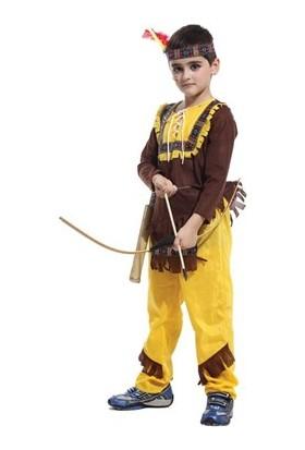 Partistok Hintli Çocuk Kostümü Xl Beden