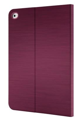 Leitz Style İpad Air 2 İçin Slim Folio Kılıf Gamet Kırmızı 65130028