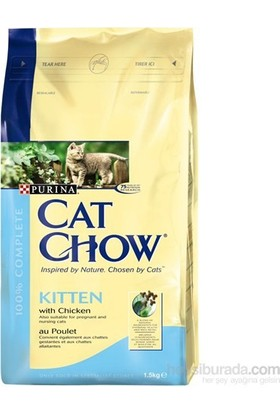 Purina Cat Chow Kitten Kedi Maması 15Kg