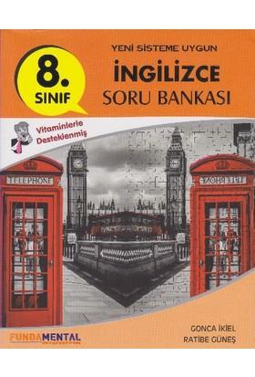Fundamental Yayınları 8. Sınıf İngilizce Soru Bankası