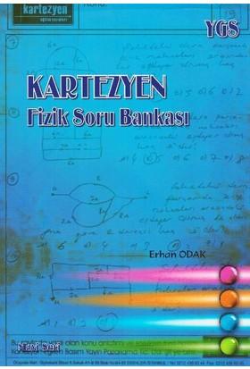 Kartezyen Eğitim Yayınları Ygs Fizik Soru Bankası Mavi Seri