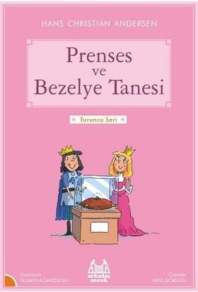 Prenses Ve Bezelye Tanesi - Susanna Davidson