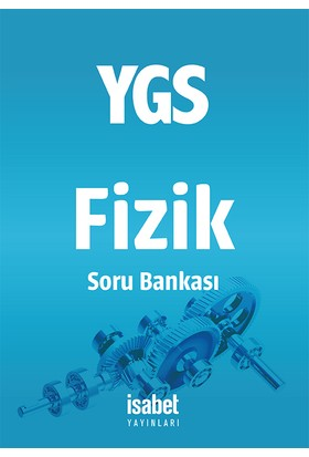 İsabet Ygs-Fizik Soru Bankası