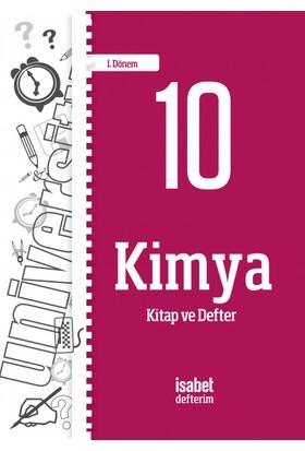 İsabet 10.Kimya Kitap-Defter