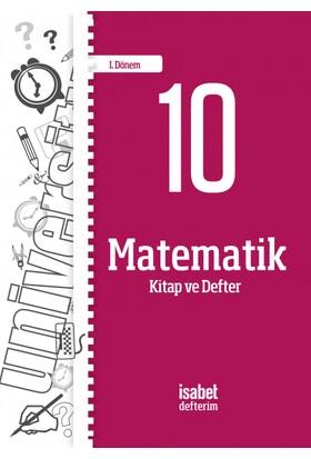 İsabet 10.Matematik Kitap-Defter (2.Kitap)