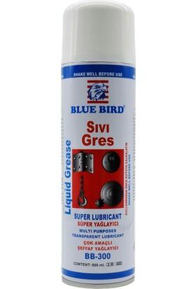Beta Blue Bird Çok Amaçlı Yağlayıcı Sıvı Gres Sprey 500 Ml
