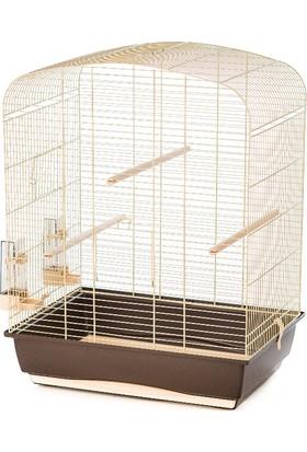 İnter-Zoo Elena White Kuş Kafesi 540 X3 90 X 710 cm