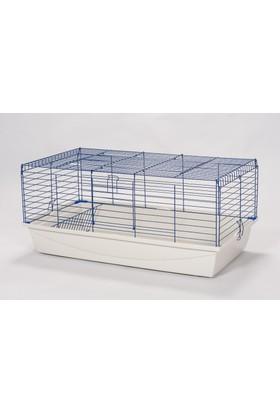 İnter-Zoo Tavşan Kafesi 100 cm X 54 cm X 41,5 cm