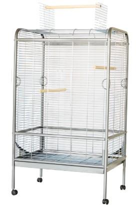 İnter-Zoo OMEGA 4 /4 Zinc Papağan Kafesi 75 X 100 X 175 cm