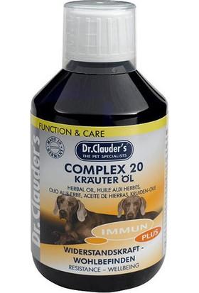 Dr Clauders Complex 20 Köpekler İçin Bağışıklık İçin Destekleyici Besin Takviyesi 250ml
