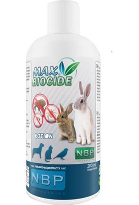 Max Biocide Tavşan İçin Dış Parazit Sprey Losyonu - 200ml.
