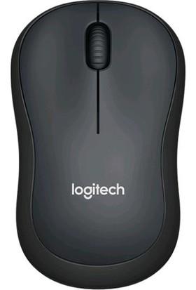 Logitech M220 Silent Charcoal Kablosuz Mouse 910-004878