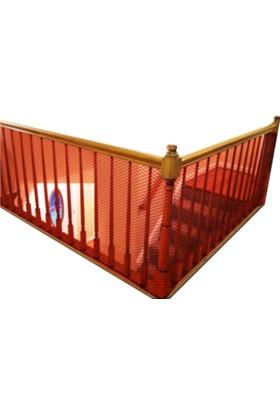 Hopim Çocuk Merdiven Ve Balkon Güvenlik Filesi - 3.7 Metre