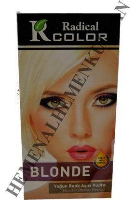 Radical Color Argan Yağı Toz Acıcı Set
