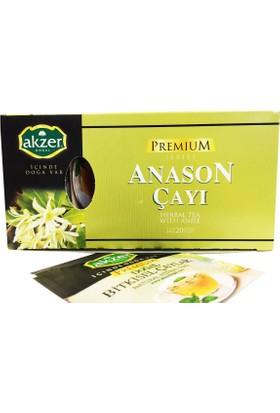 Akzer Anason Bitki Çayı