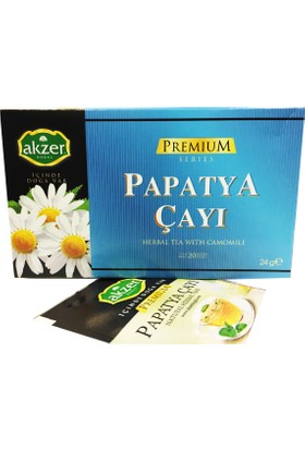 Akzer Papatya Bitki Çayı
