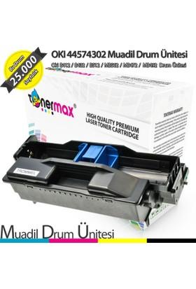 Toner Max® Oki 44574302 / B412 / B432 / B512 / Mb472 / Mb492 Muadil Drum Ünitesi 25K
