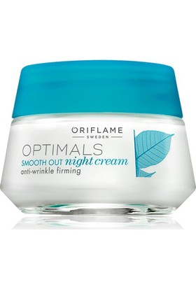 Oriflame Optimals Smooth Out Gece Kremi Gece Kremi