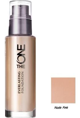 Oriflame The One Everlasting Fondöten Nude Pink