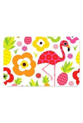 Fotografyabaskı Flamingo Dikdörtgen Mouse Pad
