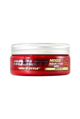 Bosley Mixed Aqua Kırmızı - Wax 150 Ml