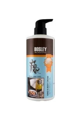 Bosley Professional Argan Yağlı El ve Vücut Kremi 500 Ml
