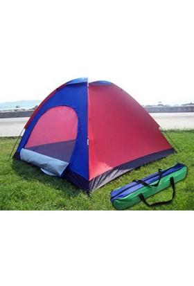 Practika Kamp Çadırı Kolay Kurulumlu (4 Kişilik)