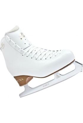 Edea Preludıo Buz Paten Botu/ Mark Iv Bıçak Seti Beyaz-