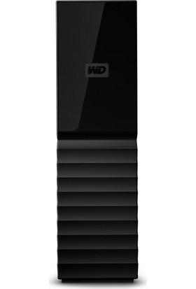"""WD My Book8 TB 3,5"""" USB 3.0 Taşınabilir Disk WDBBGB0080HBK"""