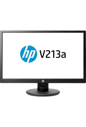 "HP V213A 20.7"" 5ms (Analog+DVI-D) Full HD Led Monitör W3L13AA"