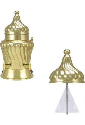 Meşale Salep Kazanı Gold Sahlep Makinası 9 Litre